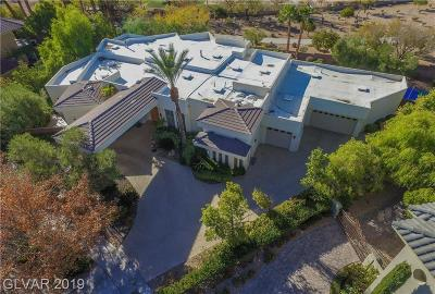 Las Vegas Single Family Home For Sale: 10009 Moon Valley Place