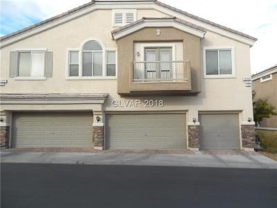 Las Vegas Condo/Townhouse For Sale: 9132 Goose Lake Way #102