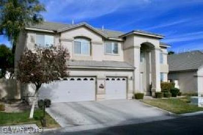 Las Vegas NV Single Family Home For Sale: $520,000