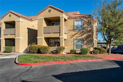 Condo/Townhouse Under Contract - Show: 2300 Silverado Ranch Boulevard #1068
