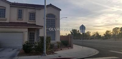 Las Vegas NV Single Family Home For Sale: $299,900