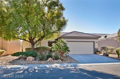 North Las Vegas Single Family Home For Sale: 2305 Carrier Dove Way