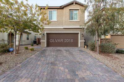 Las Vegas Single Family Home For Sale: 6478 Haypress Court