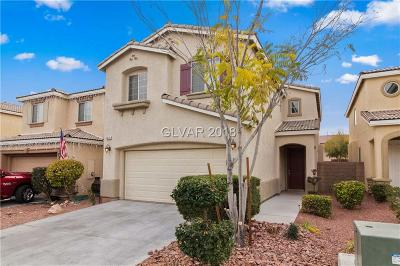 Las Vegas Single Family Home For Sale: 9075 Sheffield Garden Avenue