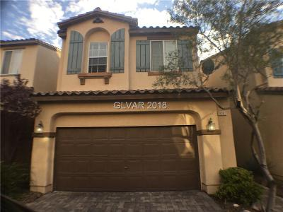 Las Vegas, North Las Vegas Rental For Rent: 9302 Vista Waters Lane