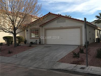 Las Vegas, North Las Vegas Rental For Rent: 1025 Shadow Pool Court