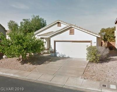 Henderson Single Family Home For Sale: 124 Mammoth Pools Court