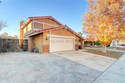 Las Vegas NV Single Family Home For Sale: $349,999