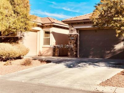 Las Vegas, North Las Vegas Rental For Rent: 900 Viscanio Place