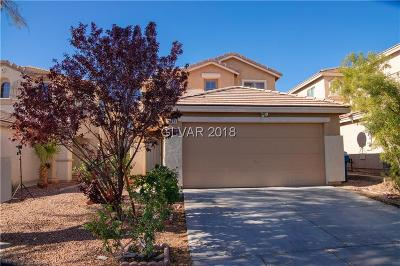 Las Vegas Single Family Home For Sale: 3457 Durant River Drive