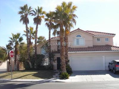 Las Vegas, North Las Vegas Rental For Rent: 8387 Mt Nido Drive