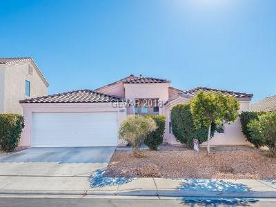 Single Family Home For Sale: 1533 Dusty Canyon Street