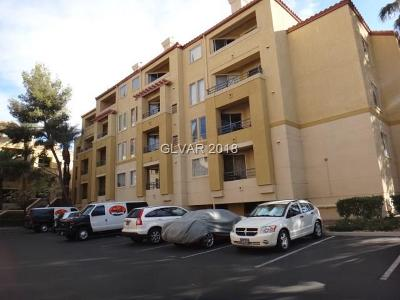 Meridian At Hughes Center Condo/Townhouse Under Contract - No Show: 270 Flamingo Road #316