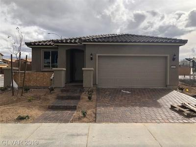 North Las Vegas Single Family Home For Sale: 129 Mountain Cedar Court