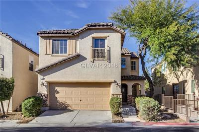 Las Vegas NV Single Family Home Under Contract - No Show: $284,000