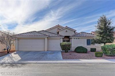 North Las Vegas Single Family Home For Sale: 3813 Robin Knot Court