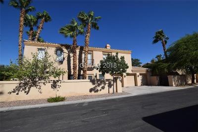 Blue Diamond, Boulder City, Henderson, Las Vegas, North Las Vegas, Pahrump Single Family Home For Sale: 8021 Ryans Reef Lane