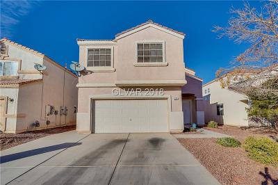 North Las Vegas Single Family Home For Sale: 622 Lava Beds Way