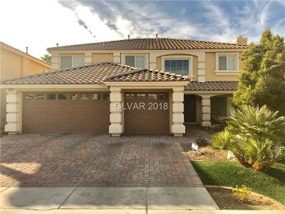Single Family Home Under Contract - No Show: 8281 Paradise Ridge Court