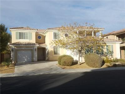 North Las Vegas Single Family Home Under Contract - No Show: 2112 Barhill Avenue