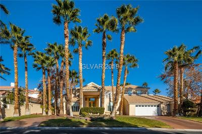 Las Vegas Single Family Home For Sale: 74 Innisbrook Avenue