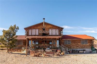 Las Vegas  Single Family Home For Sale: 10755 Alexito Street