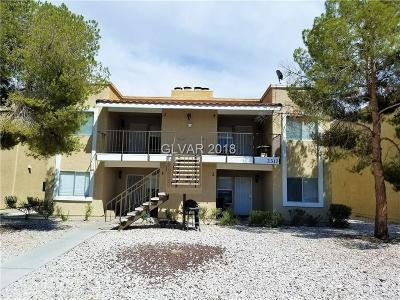 Henderson, Las Vegas Multi Family Home For Sale: 2321 Jones Boulevard