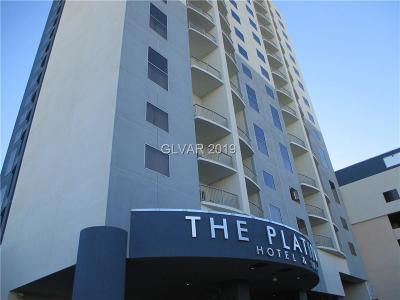 Platinum Resort Condo High Rise For Sale: 211 East Flamingo Road #1205