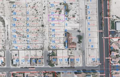 North Las Vegas Residential Lots & Land For Sale: Wisteria