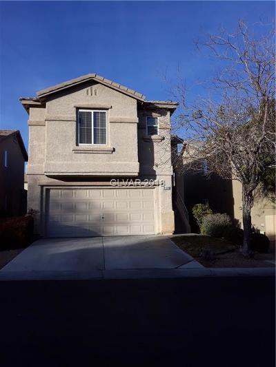 Blue Diamond, Boulder City, Henderson, Las Vegas, North Las Vegas, Pahrump Single Family Home For Sale: 9108 Blue Raven Avenue