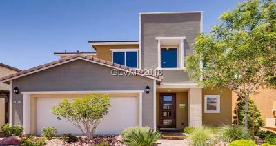 North Las Vegas Single Family Home For Sale: 7025 Solana Ridge Drive