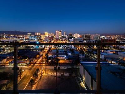 Las Vegas High Rise Under Contract - No Show: 200 Hoover Avenue #1211