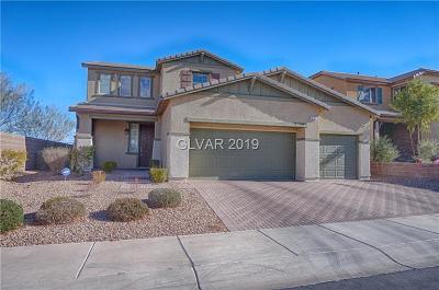 Single Family Home For Sale: 204 Rocky Basin Street
