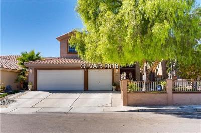 Las Vegas  Single Family Home For Sale: 3745 Tranquility Ridge Court