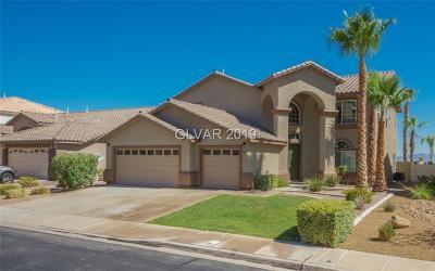 Single Family Home For Sale: 740 Vortex Avenue