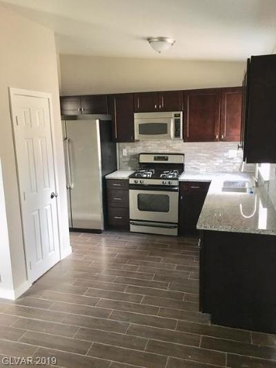 North Las Vegas Single Family Home For Sale