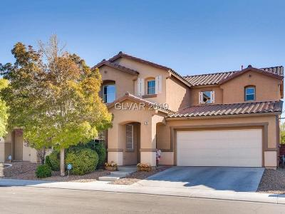 North Las Vegas Single Family Home Under Contract - No Show: 6720 Song Sparrow Court