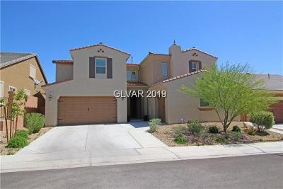 North Las Vegas Single Family Home For Sale: 6540 Becket Creek Court