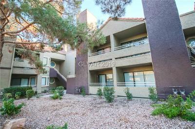 Las Vegas Condo/Townhouse For Sale: 5048 South Rainbow Bl Boulevard #203