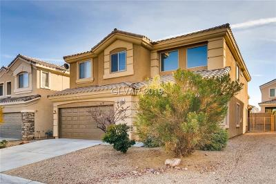 Las Vegas Single Family Home For Sale: 83 Broken Putter Way