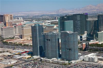 Las Vegas High Rise For Sale: 4525 Dean Martin Drive #2212