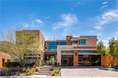 Summerlin Village 18 Parcel B, Summerlin Village 18 Parcel C, Summerlin Village 18 Parcel D, Summerlin Village 18 Parcel E, Summerlin Village 18 Phase 1, Summerlin Village 18 Phase 1 U, Summerlin Village 18 Ridges, Summerlin Village 18 Ridges Pa, Summerlin Village 18 The Ridge Single Family Home For Sale: 39 Coralwood Drive