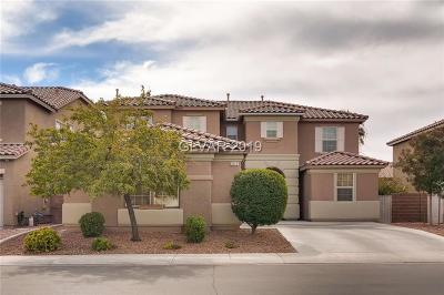 North Las Vegas Single Family Home For Sale: 2117 Marsh Tern Court