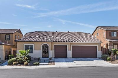 North Las Vegas Single Family Home For Sale: 1225 Alamosa Ridge Court