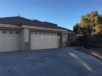 Single Family Home Under Contract - No Show: 907 Swift Bear Street