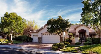 Clark County Single Family Home Sold: 8210 Windsor Crest Court