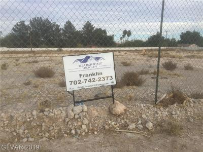 Spring Valley Residential Lots & Land For Sale: 2936 Red Rock Street