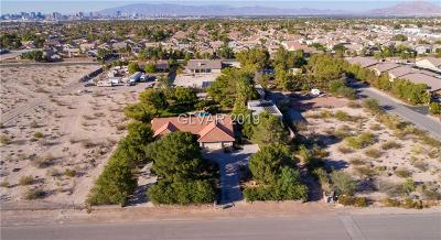 Las Vegas Single Family Home For Sale: 2040 East Torino Avenue