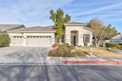 Henderson Single Family Home For Sale: 1714 Hidden Sands Court