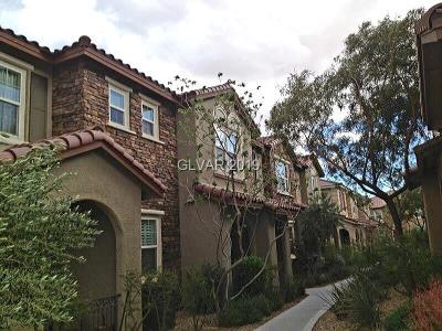 Condo/Townhouse For Sale: 8419 Classique Avenue #103